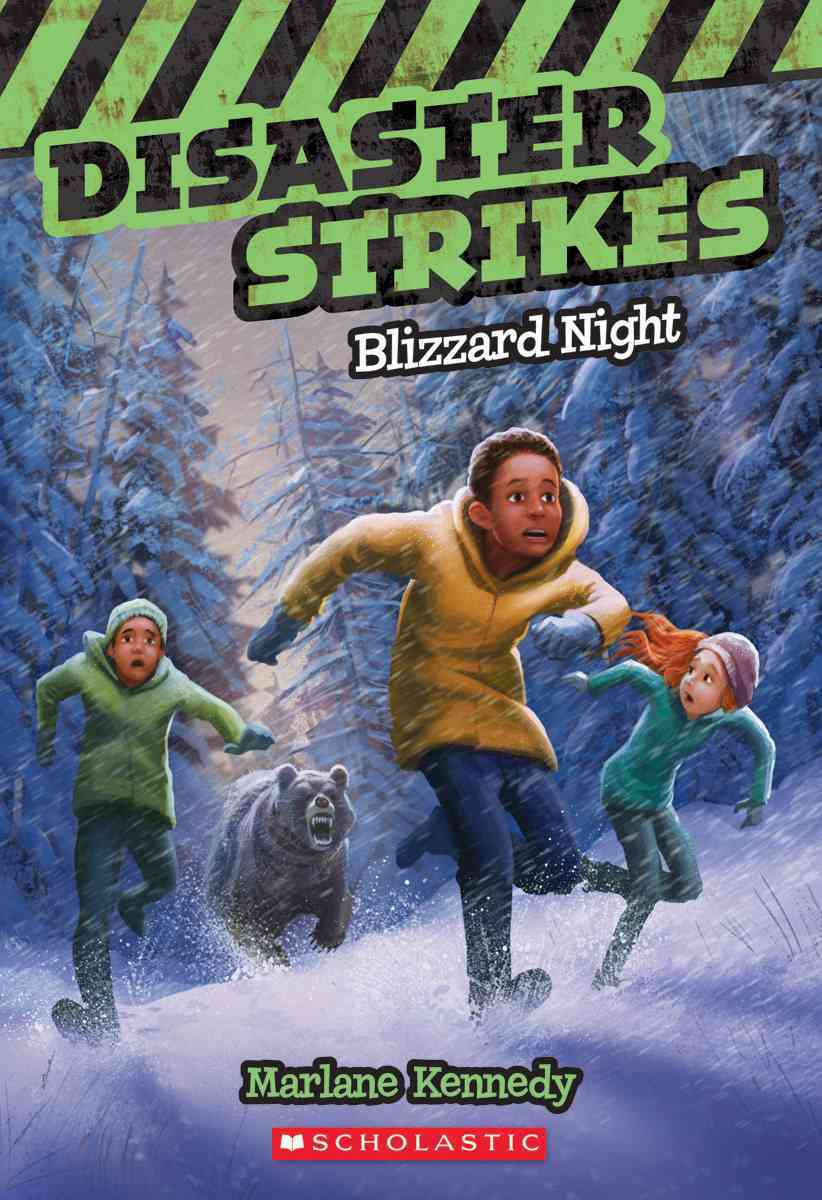 Blizzard Night By Kennedy, Marlane